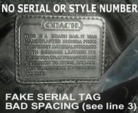 How To Tell If Letters Or Numbers In Serial Number