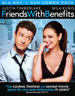 Friends with Benefits (Blu-ray/DVD, 2011, 2-Disc Set, Includes Digital Copy; UltraViolet)