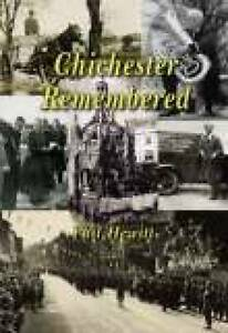 Chichester Remembered, Hewitt, Phil, New Book