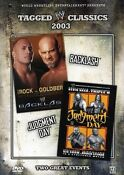WWE Backlash 2003 DVD