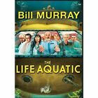 The Life Aquatic With Steve Zissou (DVD, 2005, Widescreen)