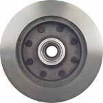 Wagner Bd60731 Front Hub And Brake Rotor Assembly