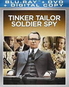 Tinker, Tailor, Soldier, Spy (Blu-ray Disc, 2012, UltraViolet; Includes...