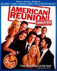 American Reunion (Blu-ray Disc, 2012, 2-Disc Set, UltraViolet; Includes Digital Copy)