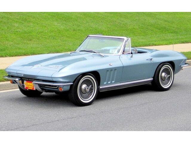 listing expired 1966 blue corvette stingray for sale. Black Bedroom Furniture Sets. Home Design Ideas