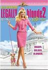 Legally Blonde 2: Red, White and Blonde (DVD, 2003, Valentine Faceplate; Checkpoint; Sensormatic; Widescreen)