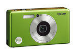 Ricoh PX 16.0 MP Digital Camera - Green