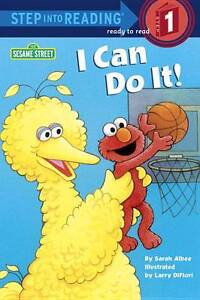 NEW I Can Do It! (Step into Reading, Step 1, paper) by Sarah Albee