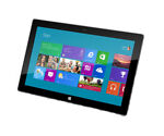 Microsoft Surface Pro 128GB, Wi-Fi - Black