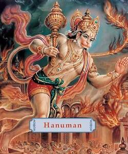 Hanuman: The Heroic Monkey God by Joshua Greene (Hardback, 2008)