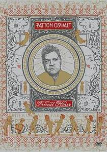 Patton Oswalt: Finest Hour (DVD, 2012)