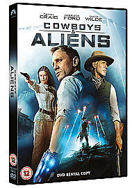 Cowboys And Aliens (Daniel Craig / Harrison Ford) - Disc Only