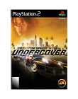 Need for Speed: Undercover Sony PlayStation 2 PAL Video Games