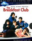 The Breakfast Club (Blu-ray/DVD, 2012, 2-Disc Set, Includes Digital Copy) (Blu-ray/DVD, 2012)