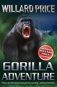 Gorilla Adventure-ExLibrary