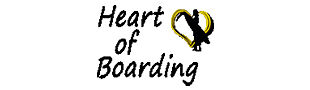 Heart Of Boarding