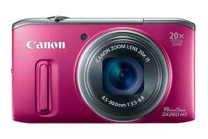 Canon PowerShot SX260 HS Vs. Samsung MV Series MV900F