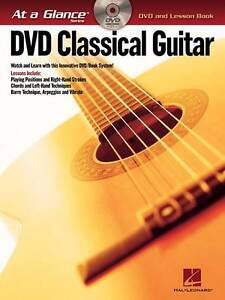 At a Glance - Classical Guitar by Hal Leonard Corporation (Paperback, 2011)