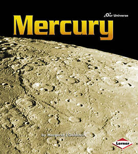 GOLDSTEIN, M-OUR UNIVERSE MERCURY  BOOK NEW