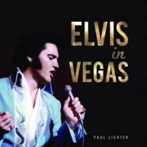 Elvis in Vegas-ExLibrary