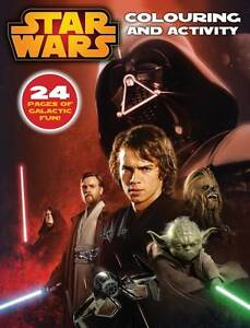 Star Wars Colouring and Activity by Scholastic Australia (Paperback, 2013)