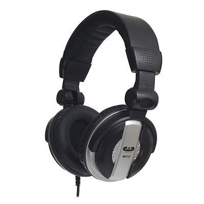 CAD Audio MH110 Headband Headphones - Black/Silver
