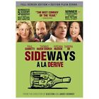 Sideways (DVD, 2005, Full Screen) (DVD, 2005)