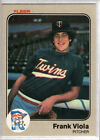 Fleer Minnesota Twins Lot Original Baseball Cards