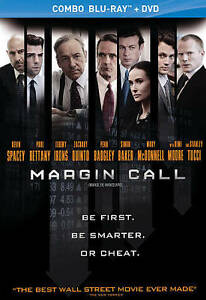 NEW/SEALED - Margin Call (Blu-ray/DVD, 2011, )