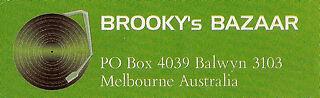 Brooky's Bazaar