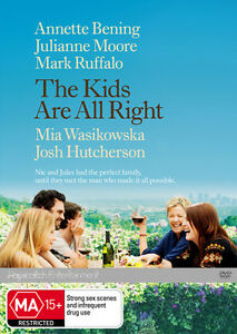 The Kids Are All Right  DVD R4