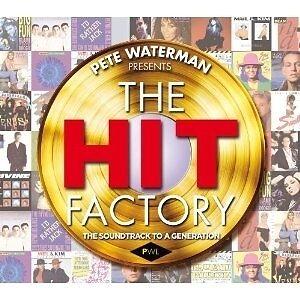 VARIOUS-PETE-WATERMAN-presents-THE-HIT-FACTORY-2012-2-x-CD-Album