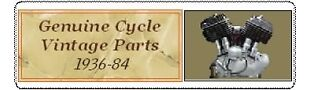 Genuine Cycle Vintage Parts