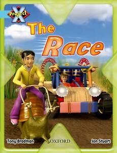 Project-X-Bugs-The-Race-Bradman-Tony-Used-Good-Book