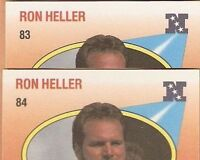 1990 Fleer Football Variations & Errors