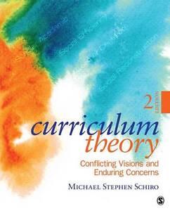 Schiro, Michael Stephen-Curriculum Theory  BOOK NEW