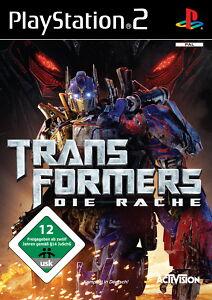 Transformers - Die Rache für PS2 *TOP* (mit OVP)