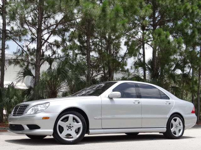 2005 mercedes s600 v12 amg sport no reserve one owner for Mercedes benz s 600 amg