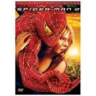 Spider-Man 2 (DVD, 2004, 2-Disc Set, Special Edition, Fullscreen)