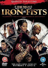 The Man with the Iron Fists DVD 2012 Acceptable DVD Rick Yune Lucy Liu R - Bilston, United Kingdom - Returns accepted Most purchases from business sellers are protected by the Consumer Contract Regulations 2013 which give you the right to cancel the purchase within 14 days after the day you receive the item. Find out more about  - Bilston, United Kingdom