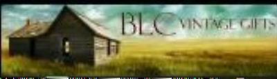 BLC VINTAGE GIFTS