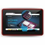 Ematic GENESIS Prime EGS004 4GB, Wi-Fi, 7in - Red
