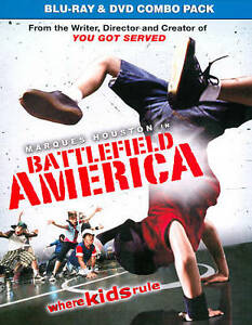 Battlefield America (Blu-ray/DVD, 2012, 2-Disc Set) Marques Houston Hip-Hop NEW - Acworth, Georgia, United States - Battlefield America (Blu-ray/DVD, 2012, 2-Disc Set) Marques Houston Hip-Hop NEW - Acworth, Georgia, United States