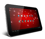 Toshiba Excite AT305-T64 64GB, Wi-Fi, 10.1in - Black