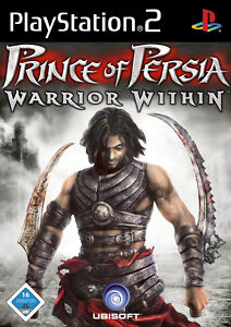 Prince Of Persia Warrior Within mit Anleitung (PS2) - DVD wie Neu