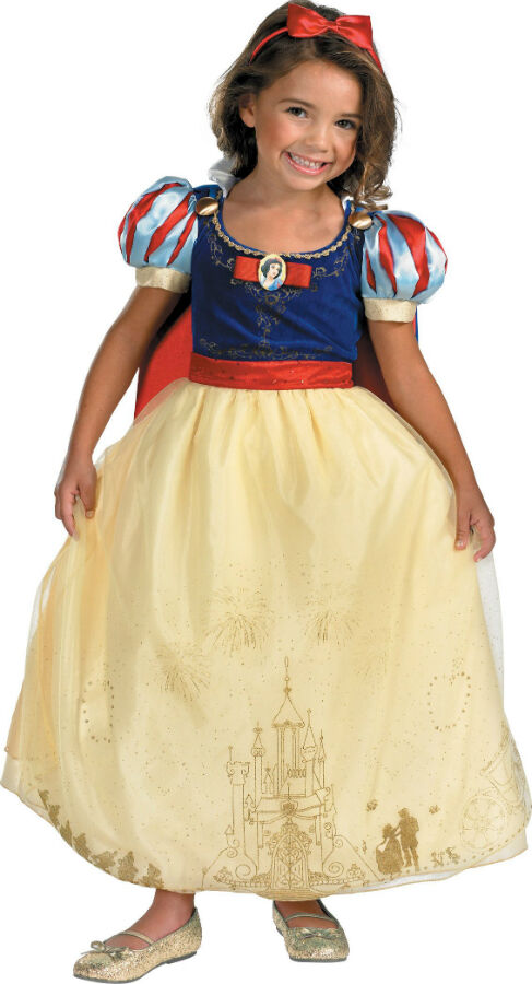 5 Classic Fancy Dress Costumes for Girls