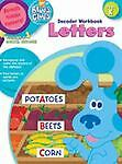 Blue's Clues Letters Decoder, , 1586108824