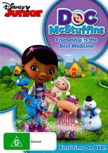 Doc-McStuffins-Friendship-Is-The-Best-Medicine-DVD-2013-BRAND-NEW-REGION-4