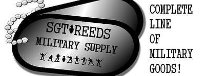 Sgt Reeds Military Supply