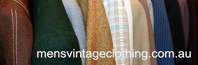 Mens Vintage Clothing Australia